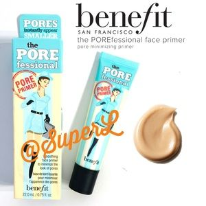 BENEFIT COSMETICS POREfessional Pore Face Primer